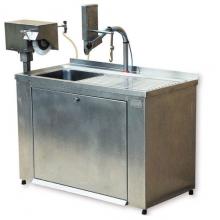 Універсальний пристрій для переробки риби AGK