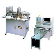 Автоматична лінія для нанесення малюнка на вироби та їх розкладки на дека AL-240 + ST-801