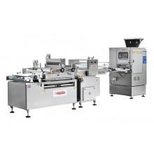 Лінія виробництва дрібноштучних хлібобулочних виробів HI LINE 3