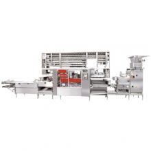 Лінія виробництва дрібноштучних хлібобулочних виробів