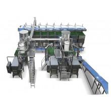 Автоматичні лінії для виробництва тіста компанії TOPOS