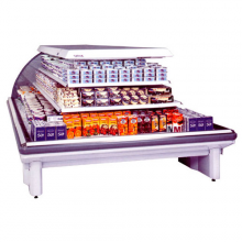 Стелажі холодильні з виносним агрегатом CASTRA