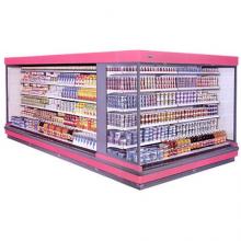 Стелажі холодильні з виносним агрегатом LIBRA