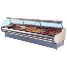 Вітрини холодильні з вбудованим агрегатом CARINA