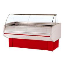 Вітрини морозильні з вбудованим агрегатом ДВИНА
