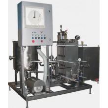 Комплект обладнання для пастеризації ИПКС-013 (в наявності, ціна - €12800)