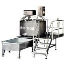 Машина для виробництва сиру ССО