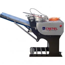 Автоматична шкірозйомна машина для риби NOBILIS 460TA
