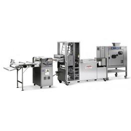 Лінія виробництва дрібноштучних хлібобулочних виробів SMALL LINE