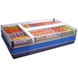 Бонети морозильні з виносним агрегатом SARGAS