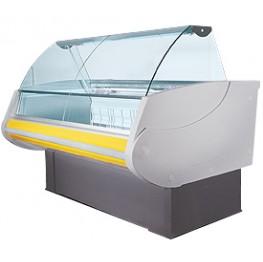 Вітрини морозильні з вбудованим агрегатом НАРОЧЬ