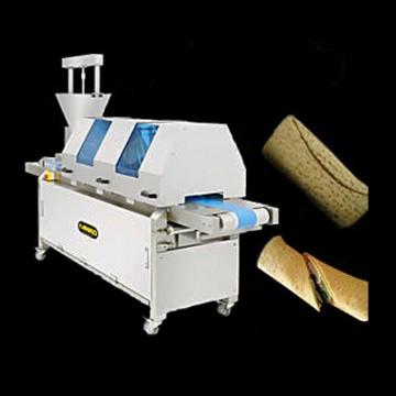 Напівавтоматична лінія для виробництва млинців з начинкою BR-1500
