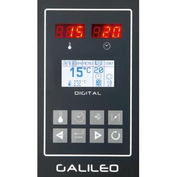 Печі ротаційні GALILEO  108E DIGIT