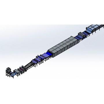 Автоматична лінія для виробництва лаваша