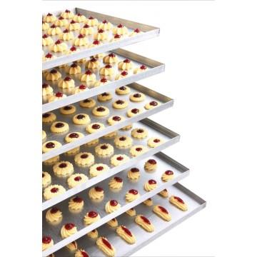 Відсаджувальна двобункерна машина для виробництва печива з начинкою DOBLE