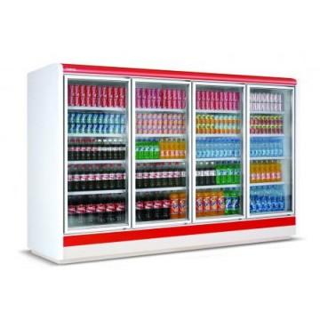 Шафи холодильні з виносним агрегатом ELARA