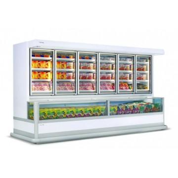 Стелажі морозильні з виносним агрегатом SPECTRA