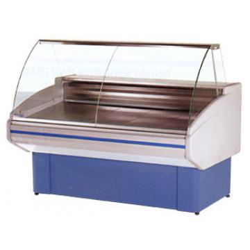 Вітрини холодильні з вбудованим агрегатом ДВИНА