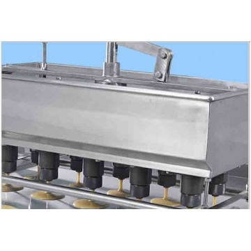 Напівавтоматична машина для виробництва млинців, оладок, панкейків QP-960