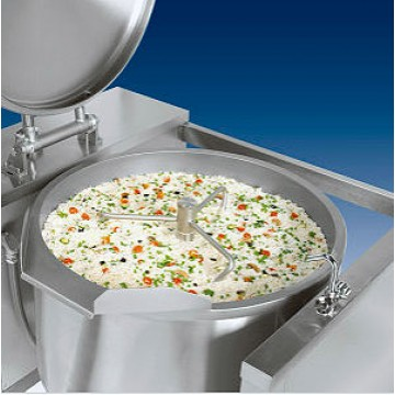 Сковороди SALSAMAT з функцією перекидання і перемішування