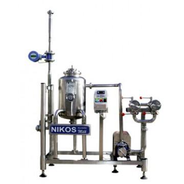 Установка прийому й обліку молока ММ-5 (в наявності, ціна - €6500)