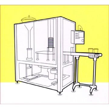 Автомати для наповнення готових контейнерів VEZZADINI