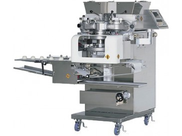 Формуючі машини для виробництва кондитерських виробів з начинкою