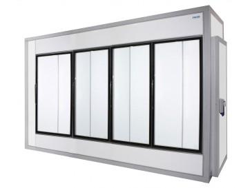Камери холодильні, охолоджувально-розстійні